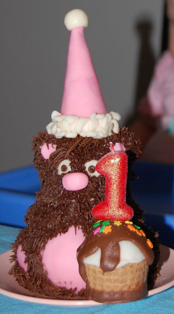 Bear-Cake