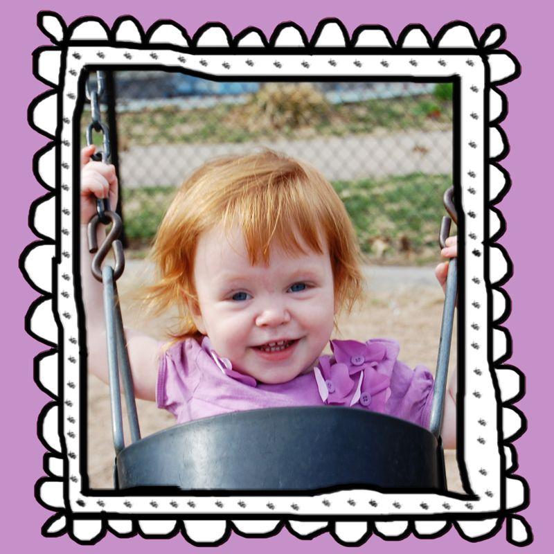 Claire purple frame 2012