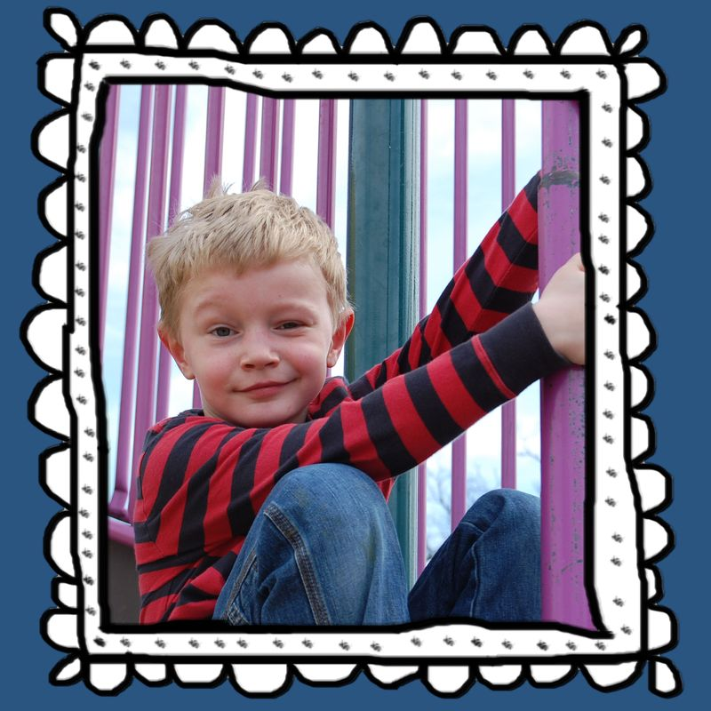 Michael 2012 day at park